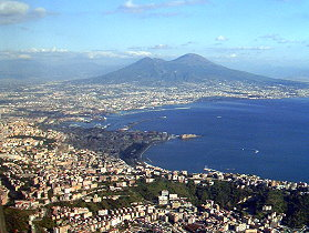 Napoli - City of Naples, Italy