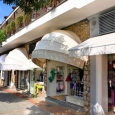 Shopping guide Capri: fashion boutiques, perfume and liqueur