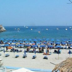 Ischia: green island with long beaches and thermal springs
