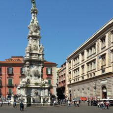 Welcome in the heart of Naples: Visit the historic centre