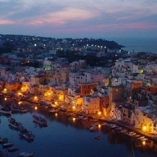 Procida: a swimming garden in the gulf of Naples