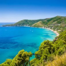 Mountains and beach: The Cilento National Park