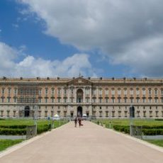 The Royal Palace of Caserta:  Residence of Naples Kings