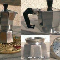 How to prepare a perfect Italian coffee with a moka pot