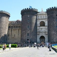 Cultural event in Naples: May of the monuments