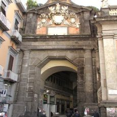 Shopping in the Historic centre of Naples