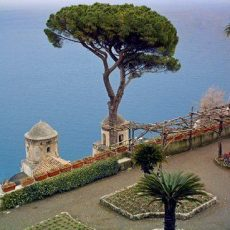 Outstanding gardens and spectacular views in Ravello