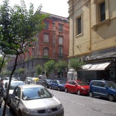 Car driving in Naples! What you should know