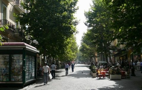 Via Scarlatti in Naples (© Portanapoli.com)